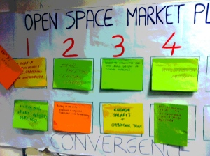Open Space Market Place