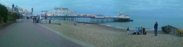 Panoramic Brighton