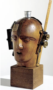 The Spirit of our Time: Mechanical Head 1921 Raoul Hausmann