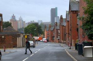 A Backstreet in Chapeltown